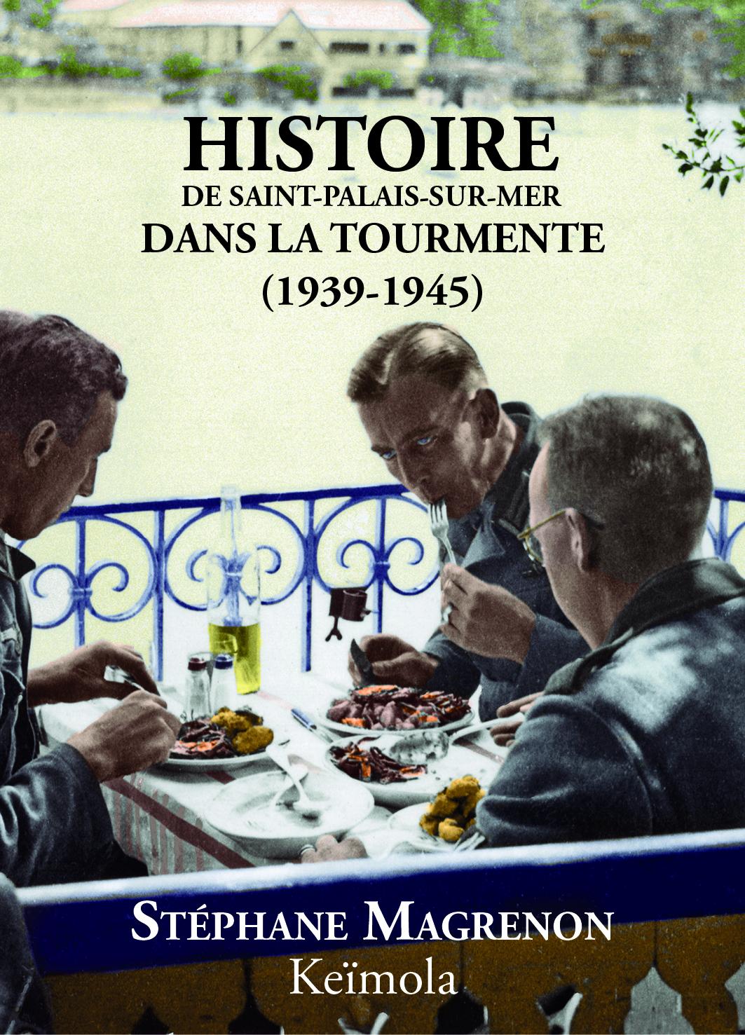 Histoire de Saint-Palais-sur-Mer couverture seule